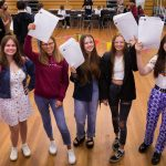 Celebrations as CSIA students receive top GCSE results