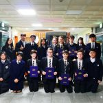 Camborne students experience life-changing exchange to South Korea