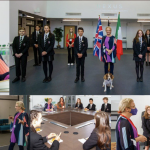 "Mexican ambassador visits ""bright young students"" at CSIA"