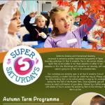 Autumn Term Super Saturday Dates