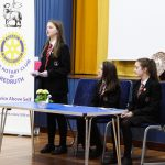 Two teams from Camborne through to Youth Speaks area finals