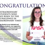 Extraordinary Students in Extraordinary Times