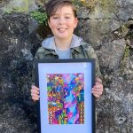 CSIA student selected in UK Prime Minister's art competition